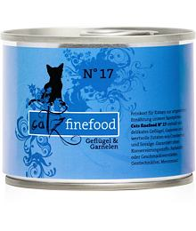 Catz Finefood No.17 – Poultry and shrimp 200 g