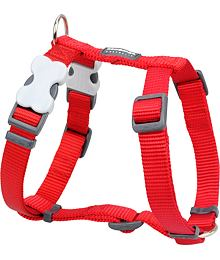 Dog Harness 12 mm x 30-44 cm – Red