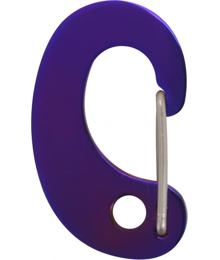Tag Clip - Large – Purple
