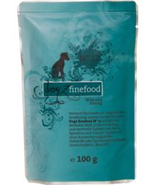 Dogz Finefood No.12 – Venison and herring 100 g