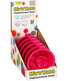 Fellipet Replacement Bowl Manner - Fuchsia