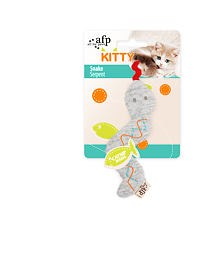 AFP Kitty – Snake – with catnip