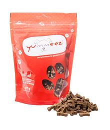 PACKAGE 8 pacs - Yummeez Wild - with game 175 g