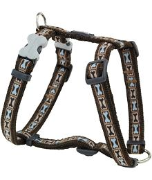 Dog Harness 12 mm x 30-44 cm - Bone Yard