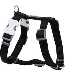 Dog Harness 12 mm x 30-44 cm – Black