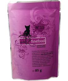 Catz Finefood No.11 – Lamb and rabbit 85 g