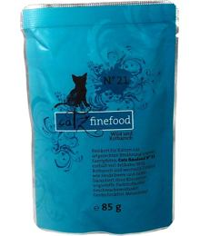 Catz Finefood No.21 – Venison and redfish 85 g