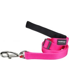 Dog Lead 12 mm x 1,8 m – Hot Pink