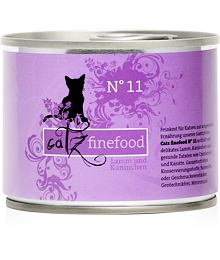 Catz Finefood No.11 – Lamb and rabbit 200 g