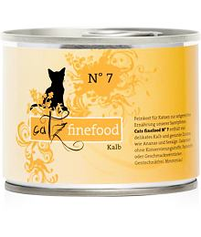 Catz Finefood No.7 – Calf 200 g