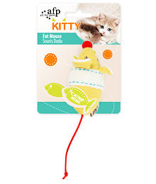 AFP Kitty – Fat Mouse – with catnip