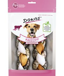 Dokas - Braids from beef and fish skin 120 g