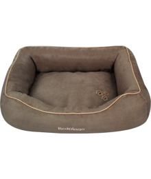 Donut Bed 75 x 100 cm – Taupe