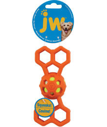 JW Hol-ee Bone with Squeaker Small