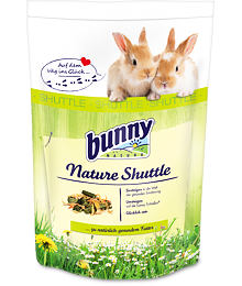 Nature Shuttle for Rabbits 600 g