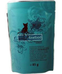 Catz Finefood No.13 – Herring and shrimp 85 g
