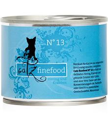 Catz Finefood No.13 – Herring and shrimp 200 g