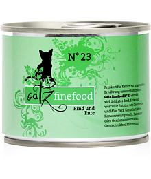 Catz Finefood No.23 – Beef and duck 200 g