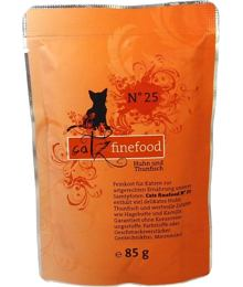 Catz Finefood No.25 – Chicken and tuna 85 g