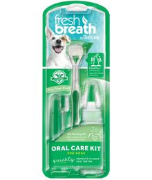 Tropiclean Oral Care Kit - Small/Medium