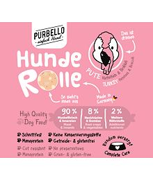 PACK 8 pcs - Purbello – Turkey with broccoli and potato 200 g
