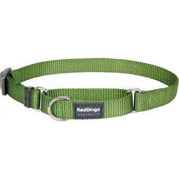 Martingale Collar 15 mm – Green