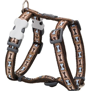 Dog Harness 20 mm x 45-66 cm - Bone Yard