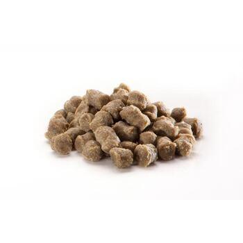 Poloměkké šťavnaté kuličky pro psy s kachním masem