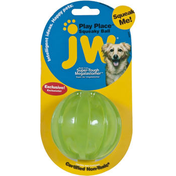 JW Play Place Squeaky Ball Medium
