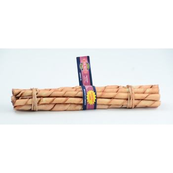Flavoured Twisted Sticks Lamb 10 pcs - 25 cm