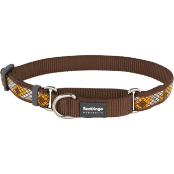 Martingale Collar 20 mm – Monty Brown