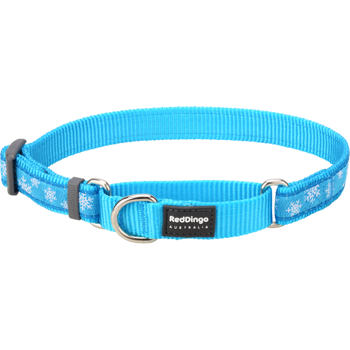 Martingale Collar 20 mm – Snowflake