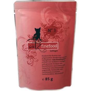 Catz finefood No.3 - Poultry 85 g