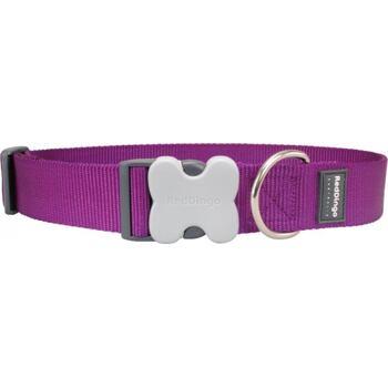 Dog Collar 40 mm x 50-80 cm – Purple