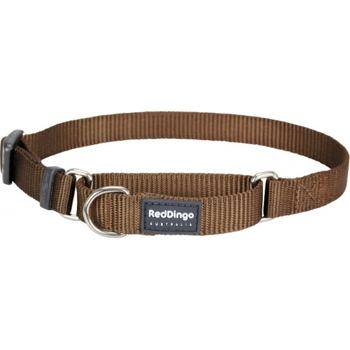 Martingale Collar 25 mm – Brown