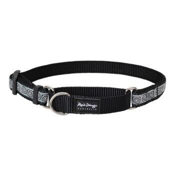 Martingale Collar 20 mm – Hypno Black