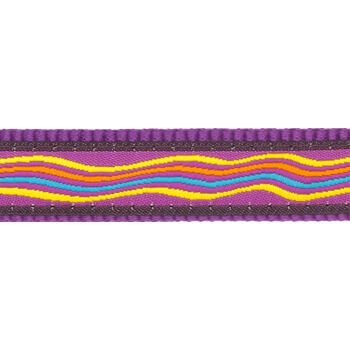 Multi Dog Lead 12 mm x 2 m - Dreamstream Purple