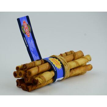 Flavoured Twisted Sticks Bacon 10 pcs - 14 cm