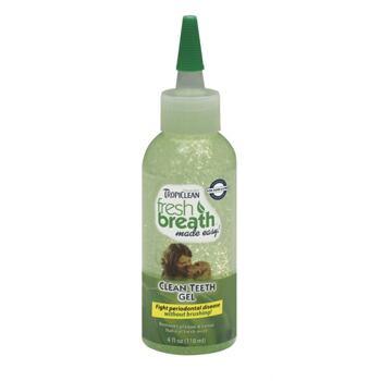 Tropiclean Clean Teeth Gel - 118 ml