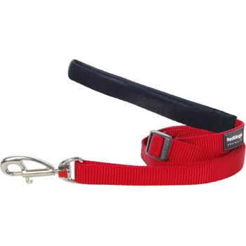Dog Lead 25 mm x 1,8 m – Red