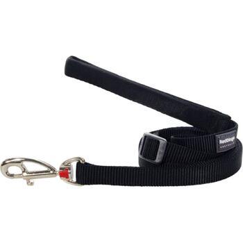 Dog Lead 15 mm x 1,8 m – Black