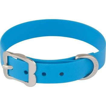 Dog Collar Vivid 20 mm x 28-36 cm - Blue