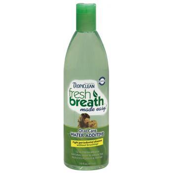 Tropiclean Water Additive - 473 ml
