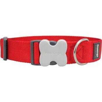 Dog Collar 40 mm x 37-55 cm – Red
