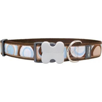Dog Collar 40 mm x 50-80cm – Circadelic Brown