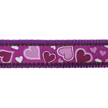 Dog Harness 25 mm x 71-113 cm - Breezy Love Purple