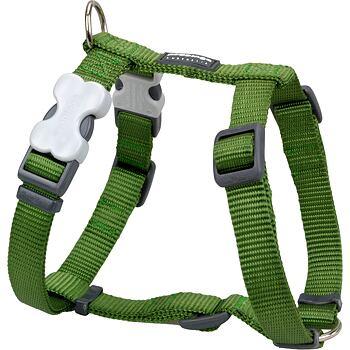 Dog Harness 20 mm x 45-66 cm – Green