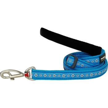 Dog Lead 25 mm x 1,8 m - Daisy Chain Turquoise