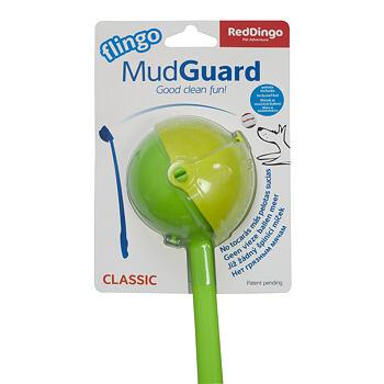Flingo MudGuard Ball Launcher Classic – lime green
