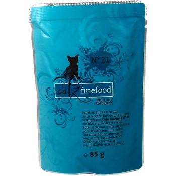 Catz Finefood No.21 – Venison and redfish 85 g